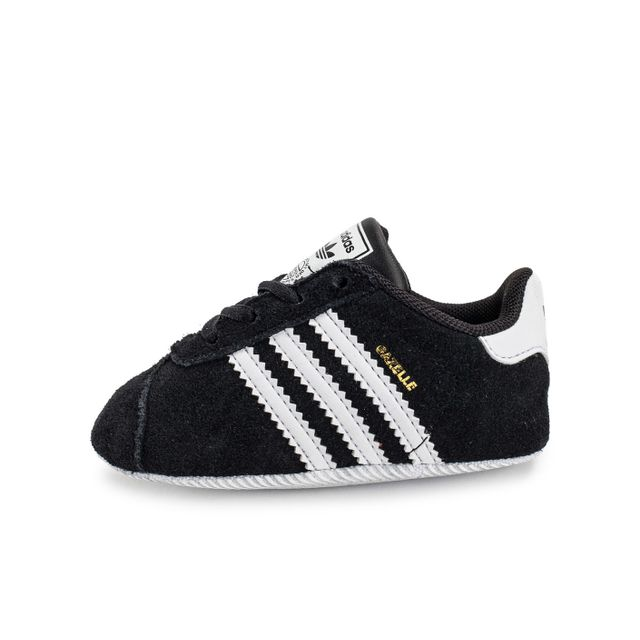 big sale d6f4d c092b Adidas originals - Gazelle Crib Bébé Noire