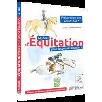 Editions Amphora - Manuel Dâ ÉQUITATION Pour Les Jeunes Cavaliers