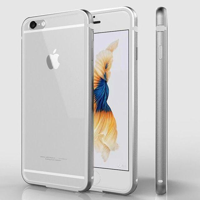 coque iphone 6 plus argent