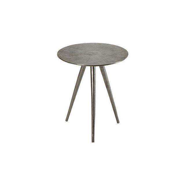 Table Sun D37xH43cm en acier