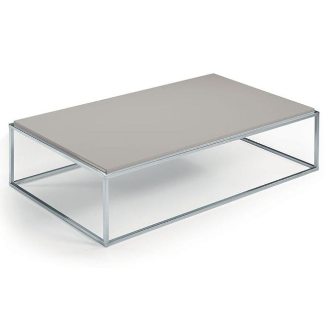Inside 75 Table basse Mimi rectangle taupe