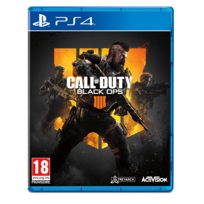 ACTIVISION - Call of Duty : Black OPS 4 - Jeu PS4