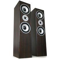 LTC - LB 766 2 enceintes 1000W 3 voies hifi colonnes audio basses HP