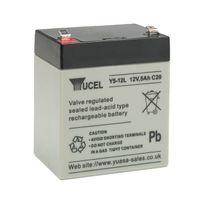 Yuasa - Batterie Gamme Yucel Y5-12