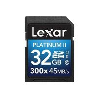 Lexar - Carte mémoire Sd Premium Ii Sd 32Go Class 10 300X