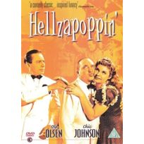 Second Sight - Hellzapoppin' IMPORT Anglais, IMPORT Dvd - Edition simple