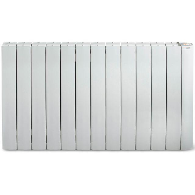supra radiateur mural inertie fluide 2000w blanc. Black Bedroom Furniture Sets. Home Design Ideas