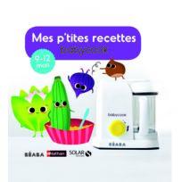 BEABA - Livre Mes P'tites recettes 9-12 mois - Version FR