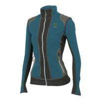 Karpos - Veste Defence W Jacket bleu foncé gris foncé femme