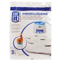 Cat It - Recharge pour Fontaine à Eau Fresh&Clear