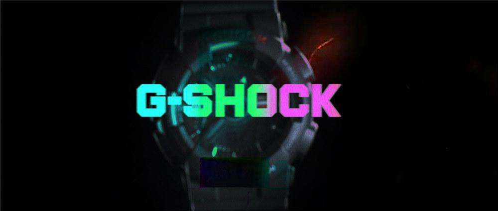 Vidéo G-SHOCK
