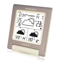 Lacrosse Technology - Station Star Meteo Wd1201 taupe ivoire