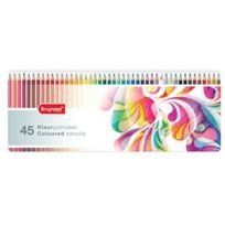 Bruynzeel - Blik 45 Kleurpotloden Colourful