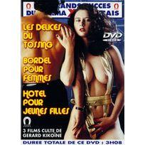 Blue One - Les Delices Du Tossing / Bordel Pour Femmes / Hote