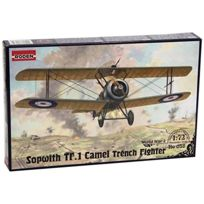 Roden - Maquette Sopwith 2F1 Camel Trench Fighter