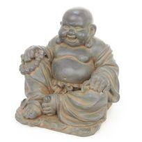 Atmosphera - Statue Bouddha grand modèle - Pierre