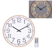 horloge murale design achat horloge murale design pas cher soldes rueducommerce. Black Bedroom Furniture Sets. Home Design Ideas