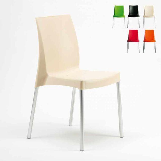 Chaise Plastique Pour Bar Cafè Boulevard