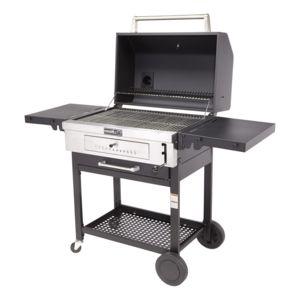 soldes le barbecue barbecue charbon de bois sur chariot cr1000 810 0021c pas cher achat. Black Bedroom Furniture Sets. Home Design Ideas
