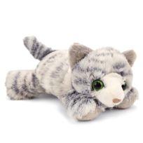 Wild Republic - Peluche Chat Gris 22 cm