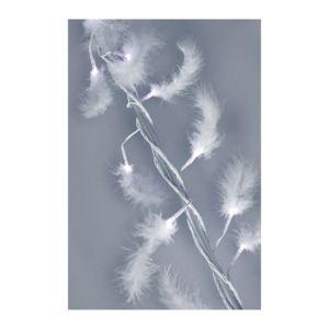 Millumine guirlande lumineuse plume blanche grande pas - Guirlande lumineuse pas cher ...