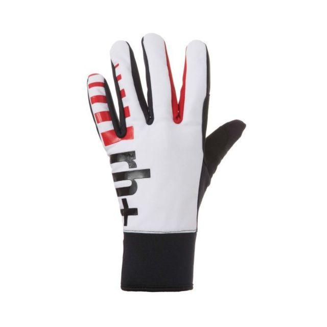 Zerorh Zero Rh Soft Shell Glove Noir Et Blanc Gants vélo hiver