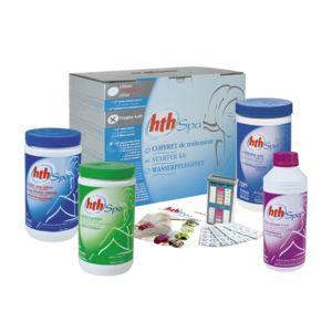 Hth coffret de traitement l 39 oxyg ne actif pas cher for Traitement piscine a l oxygene actif