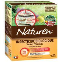 Naturen - Insecticide biologique vers et chenilles Boîte 30g
