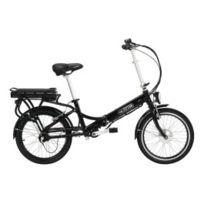 Tucano - Vélo électrique pliant Eos noir