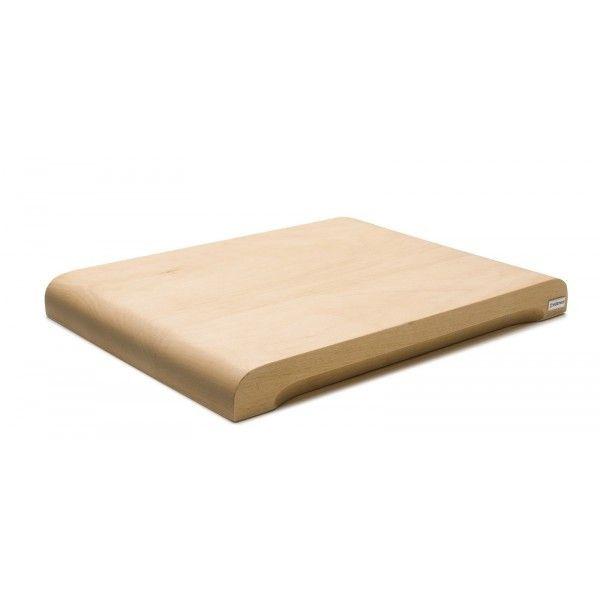 wusthof planche d couper h tre massif 40x25cm garantie vie bois pas cher achat vente. Black Bedroom Furniture Sets. Home Design Ideas