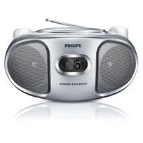 Philips - Az105S/05 - Lecteur Cd 3W avec radio Fm