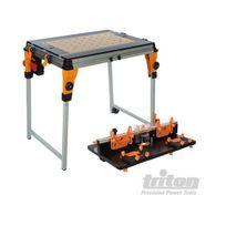 Triton - Ensemble Workcentre 7 et module Table de défonceuse - 293094