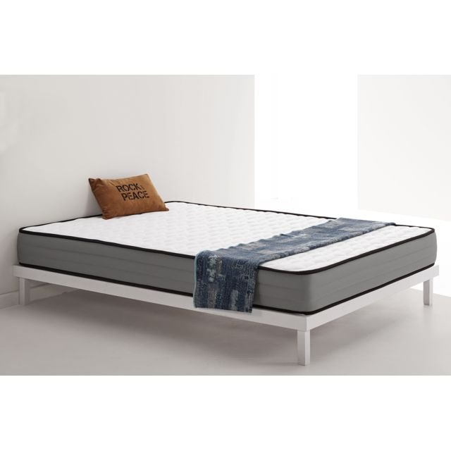 Moonia Matelas Multiflex Care, 21 cm, 80x200 cm