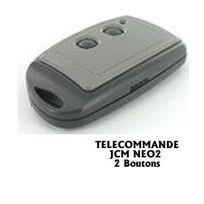 DCS JCM - Télécommande portail - NEO2.F - 2 Boutons