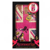 Accessorize - Coque Motif Drapeau Samsung Galaxy S4