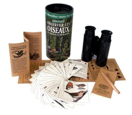 Oceans & Jardins - Kit Observation des oiseaux