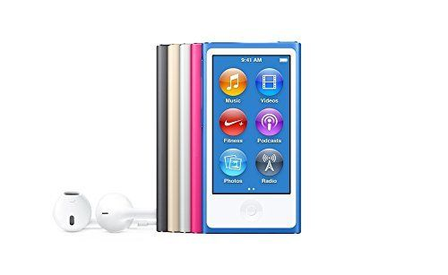 APPLE - Lecteur Mp3 Ipod Nano 16 GB Or - MKMX2ZD/A