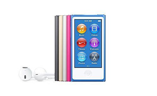 APPLE - Lecteur Mp3 Ipod Nano 16 GB Or - MKMX2ZD/A