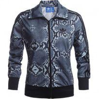 Adidas originals - Veste Firebird Tt Python Femme Adidas