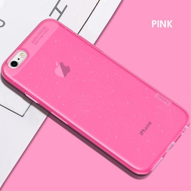 iphone 6 plus rose coque