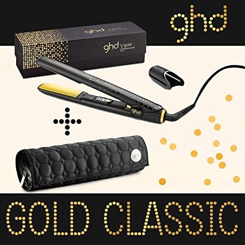 Lisseur Styler classic gold avec pochette thermorésistante 2014