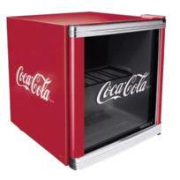 Husky - Superbe Réfrigérateur publicitaire Coca Cola Cube - Contenance 50 l