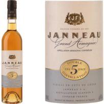 Janneau - 5 ans Armagnac 50cl 40degres