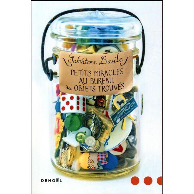 Denoel petits miracles au bureau des objets trouv s pas cher achat vente romans trangers - Bureau des objets trouves ...