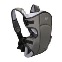 TIGEX - Porte bébé 4 positions gris foncé