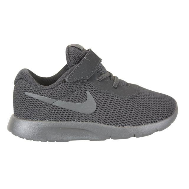 Nike Tanjun Tdv Noir pas cher Achat   Vente Chaussures