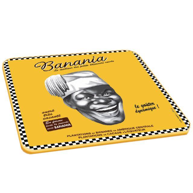 Amadeus Dessous de plat Banania
