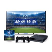 PS4 1To + 2 Manettes + Plays Football club