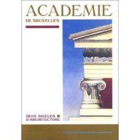 Archives D'ARCHITECTURE Moderne - Academie De Bruxelles