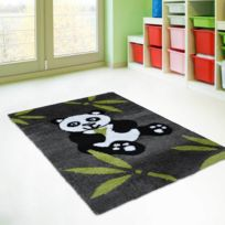 Tapis De Chambre Garcon Panda Doux
